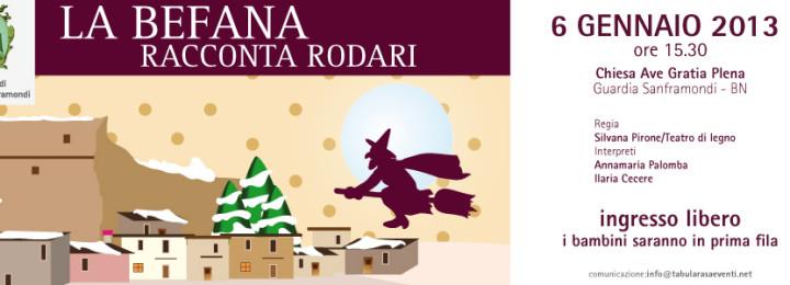 La Befana racconta Rodari