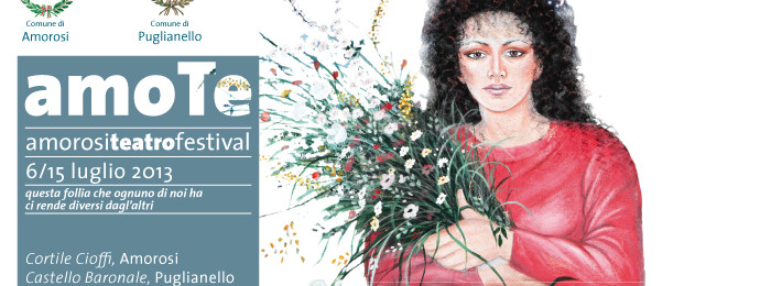 AMOTE: Amorosi Teatro festival