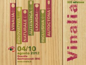 Vinalia 2012 – XIX edizione