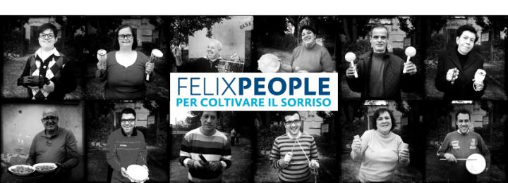 Felix People 2015: Geos dedica il calendario 2015 alla Casa della Vita di Succivo
