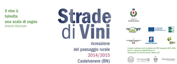 Inizia l'evento artistico Strade di Vini con grandi nomi in programma