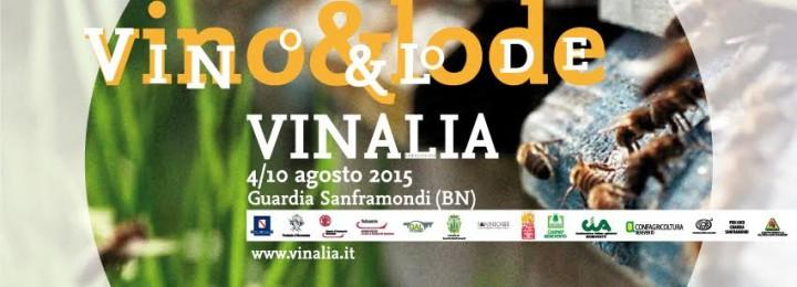 Vinalia #forzadellanatura 4-10 agosto 2015